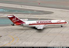 Boeing 727-222(F) aircraft picture