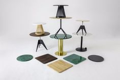 WHAT IF YOUR OFFICE WAS DECORATED BY TOM DIXON'S FURNITURE | www.homedesignideas.eu
