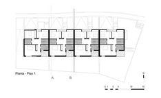 Floor Plan / Lots 1-4