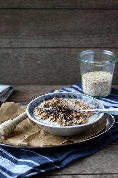 Earl Grey Porridge