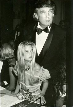 Trump and Ivanka