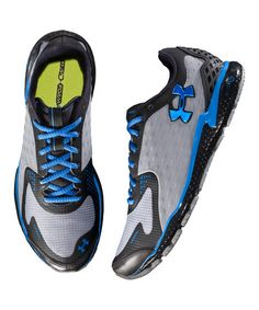 Take a look at this Black UA Micro G® Storm Running Shoe by Under Armour® on #zulily today!