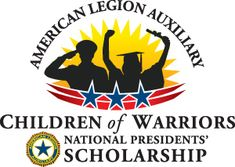 38514151 Third LastChildren of Warriors National Presidents' Scholarship - American Legion Auxiliary
