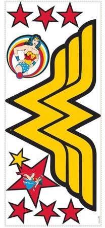 Roommates Classic Wonder Woman Logo Peel And Stick Giant Wall Decals, . - Roommates Classic Wonder Woman Logo Peel And Stick Giant Wall Decals, - Baby Wonder Woman, Wonder Woman Birthday, Wonder Woman Party, Wonder Woman Logo, Wonder Women, Anniversaire Wonder Woman, Wall Appliques, Baby Room Wall Decor, Wedding Scrapbook
