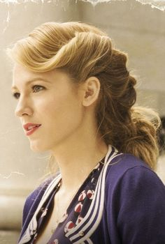 Blake Lively Hairstyles in Age Of Adaline | Fashion