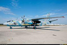 AN-26 Ukraine Air Force