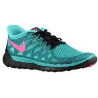 the best attitude 9698f faf5f Nike Free 5.0 2014 - Women s - Hyper Jade Hyper Pink Black Nike Shoes