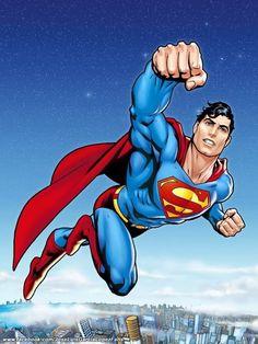 Superman And Superwoman, Superman Art, Children's Comics, Action Comics 1, Comic Art, Comic Books, Super Man, Clark Kent, Comics Universe
