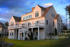 Custom Home at The Pinehills.