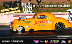 Kiihdytysajon SM-osakilpailu 1 - liput - Motopark Raceway, Virtasalmi - 19. - 20.5.2018 - Tiketti Events, Vehicles, Car, Automobile, Autos, Cars, Vehicle, Tools
