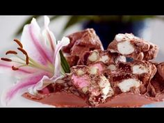 Rocky Road, 4 Ingredients, Desserts & Snacks, Cooking with Kim