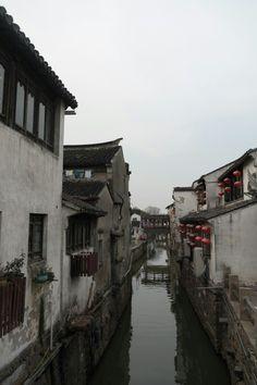 쑤저우 수향마을