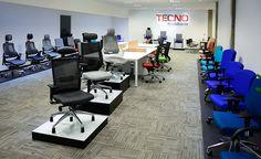Tecno Mobiliário - Show Room da Fábrica