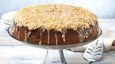 Gâteau Reine-Élizabeth | Recettes IGA | Simple, Noix de coco, Dessert