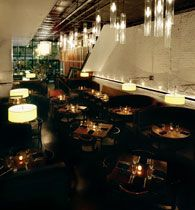 Stanton Social NYC - Amazing apps and nice cocktails. hipsters and sexy crowd alike