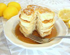 Lemon Souffle Pancakes