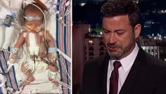 Jimmy Kimmel Reveals Baby Son's Heart Defect In Emotionally Charged Monologue