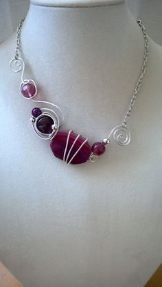 Hey, I found this really awesome Etsy listing at https://www.etsy.com/listing/257088529/modern-jewelry-metal-wire-aluminium-wire