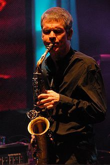 David Sanborn  The famous saxophonist contracted polio when he was three, and spent one year in an iron lung, followed by two years in bed. Photo credit: Wikipedia