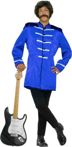 Adult's Blue Sgt. Pepper Beatles Costume Jacket Forum Novelties Inc.,http://www.amazon.com/dp/B001B16NEY/ref=cm_sw_r_pi_dp_7NNosb08MVXSVDND