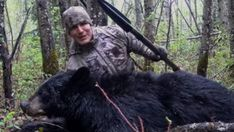 Alberta bans spears in big game hunting