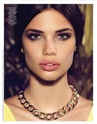 beautiful face - Sara Sampaio