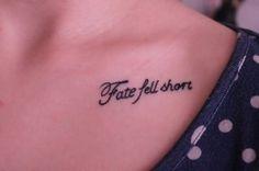 blink182 tattoo <3
