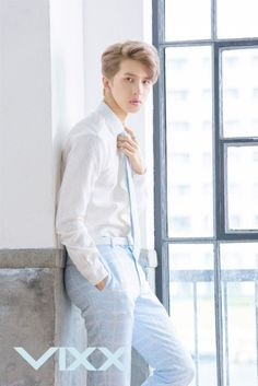 VIXX KEN TEASER HANA KAZE 3RD JAPAN SINGLE