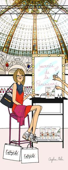 Angeline Melin, Do it in Paris