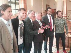 Estrella Damm patrocinará al Real Mallorca tres temporadas más