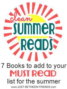 Just Between Friends: Clean Summer Reads