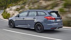 First drive: Ford Focus ST - BBC Top Gear