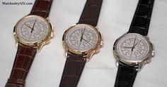 Watches by SJX: Explaining The Patek Philippe Multi-Scale Chronogr...