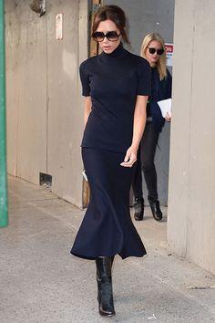 Виктория Бекхэм представила коллекцию Victoria Beckham pre-fall 2017   Vogue   Мода   Тенденции   VOGUE