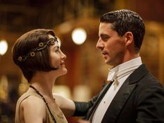 Downton Abbey Series 5 Christmas Special | Lady Mary Crawley and Henry Talbot
