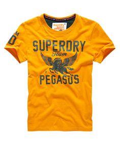 Superdry Pegasus Winged Athletic T-shirt
