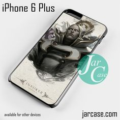 Dota 2 Invoker (2) Phone case for iPhone 6 Plus and other iPhone devices