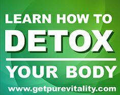 free detox training-MUST SEE videos  #detox http://www.getpurevitality.com/detox-training-course/