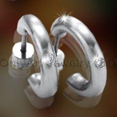 Titanium Earring OATE0019 Model Number     OATE0019 Jewelry Type     Earrings Place of Origin     Guangdong, China (Mainland) Brand Name     OA Earrings Type     Hoop Earrings Jewelry Main Material     Titanium Main Stone     Crystal, Rhinestone
