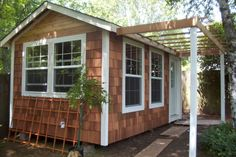 Tiny Cottage  | High quality northwest building materials Insulated vinyl windows Low ...