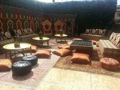 Henna Laurent & Jordan | Moroccan Party Rental Bedouin Tent, Moroccan Party, Home Crafts, Event Planning, Henna, How To Memorize Things, Entertaining, Table, Furniture