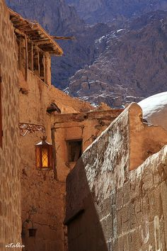 Catherina Monastery, Egypt – Sherine El Nebiy – Join the world of pin Places In Egypt, Places To Go, Saint Catherine's Monastery, Mount Sinai, Visit Egypt, City Break, Train Travel, Luxury Travel, Africa