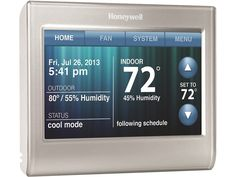 Honeywell RTH9580WF #WiFiSmartThermostat w/ Customizable Color #Touchscreen http://www.newegg.com/Product/Product.aspx?Item=0FJ-009M-00001&nm_mc=AFC-C8Junction&cm_mmc=AFC-C8Junction-Chakaz+Deals-_-af-newsletter-160713-_-na-_-0FJ-009M-00001&AID=12639129&PID=7895046&utm_medium=affiliates&utm_source=afc-Chakaz+Deals