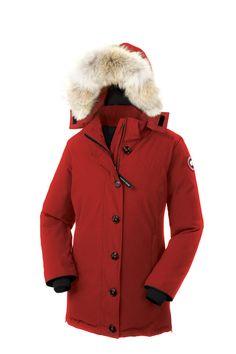 Canada Goose Dawson Parka 3040L Red