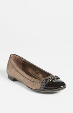 7f0de86723c Attilio Giusti Leombruni Quilted Ballet Flat available at  Nordstrom  Ballerina Flats