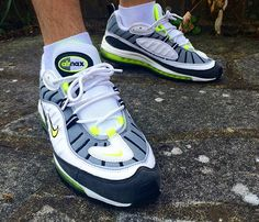 superior quality 760b9 006ed 89 Best Nike Air Max 98 images in 2019 | Air max sneakers ...