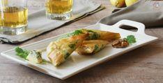 Pasta fillo pere gorgonzola e noci. Quello che oggi propongo nel mio blog è un antipasto da vero gourmet. La dolcezza delle pere coscia si unisce al sapore