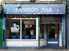 London Shop Front