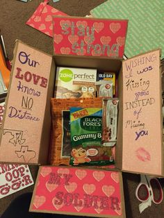 nemo care package idea care packages pinte