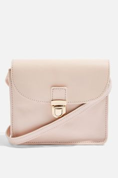 d0510a9813 Leather Cross Body Bag. Carousel Image 1